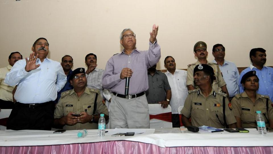 He said that once the commissionerate is established, the number of police personnel will increase to thrice the existing number.