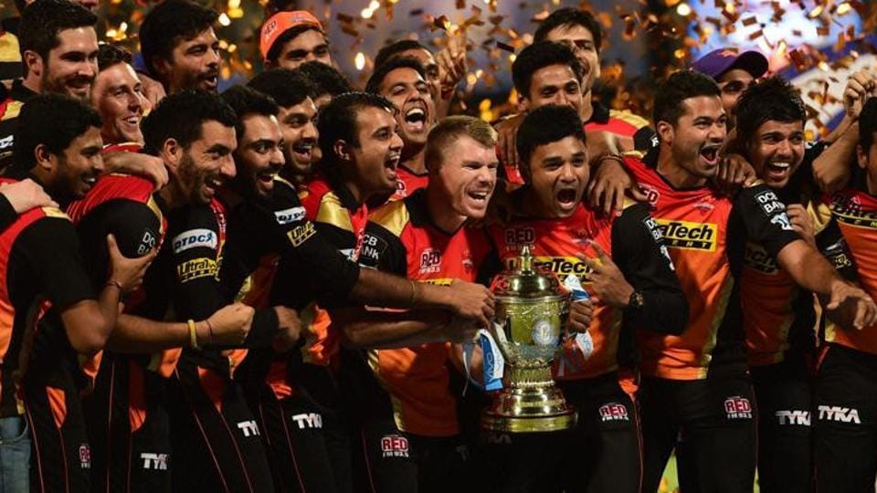 The IPL 2017 final will be held in Hyderabad, home of defending champions Sunrisers Hyderabad.