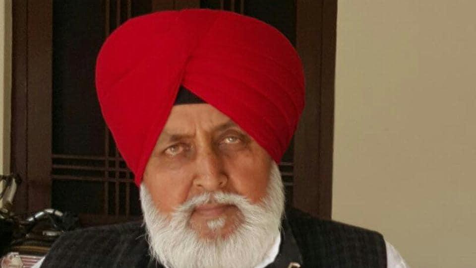 The deceased Pavitar Singh.