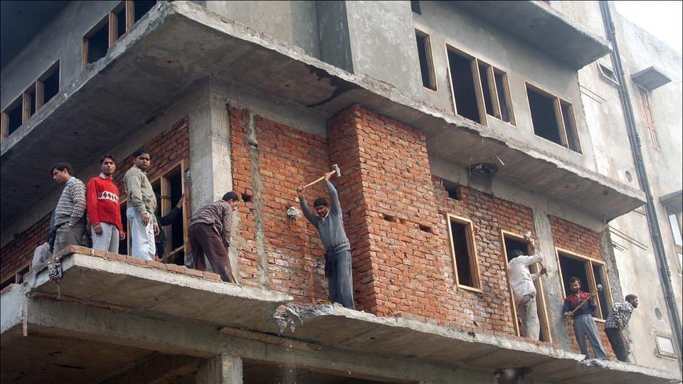 Middle class neighbourhoods such as Patel Nagar, Rajinder Nagar, Rajouri Garden and Moti Nagar were the epicenters of sealing and demolition drives undertaken by the unified Municipal Corporation of Delhi in 2005-06.