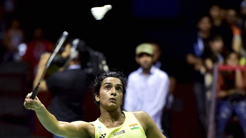 PV Sindhu,Carolina Marin,India Open