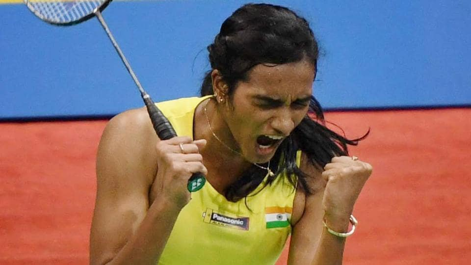 PVSindhu won the India Open title after defeating Carolina Marin in the final. Get live updates of the India Open final between PV Sindhu and Carolina Marin here