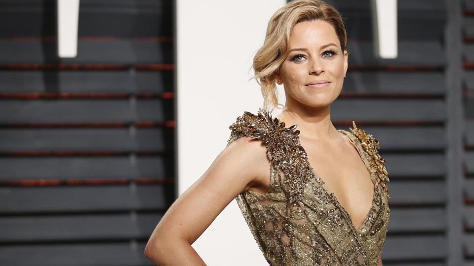 Elizabeth Banks at the Vanity Fair Party after Oscars 2017 in February in California.