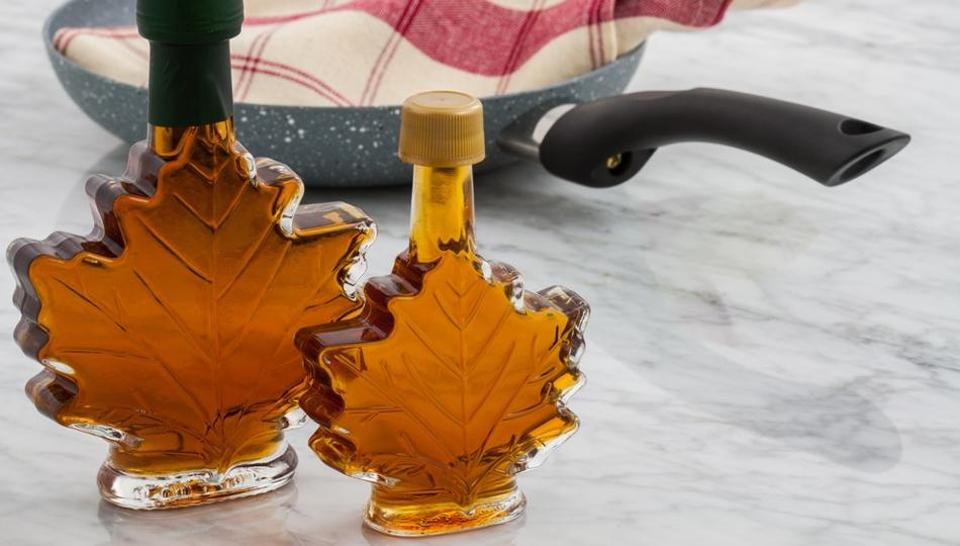 Native populations in Canada have long used maple syrup to fight infections.