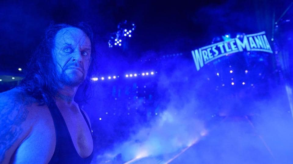 Farewell, Undertaker! You shall be missed.