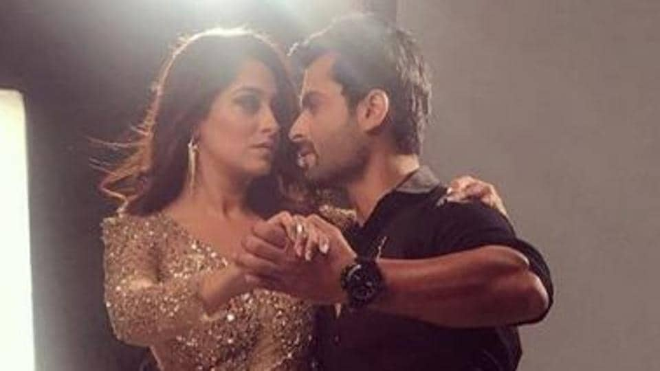 Actor Dipika Kakar says it's fun to be a part of the show with fiance Shoaib Ibrahim.