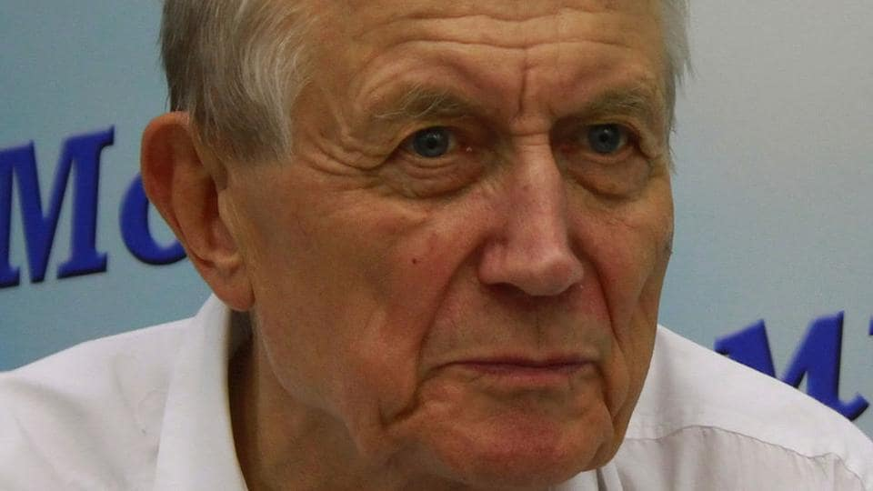 Evgeny Yevtushenko,Russian poet,The Prospects of the Future