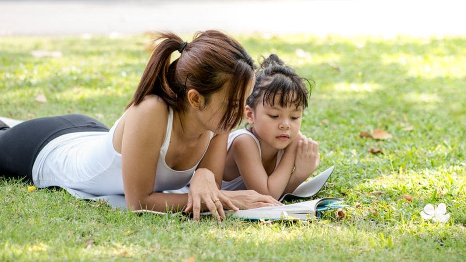 Encouraging kids to read has many psychological, health and linguistic benefits, say researchers.