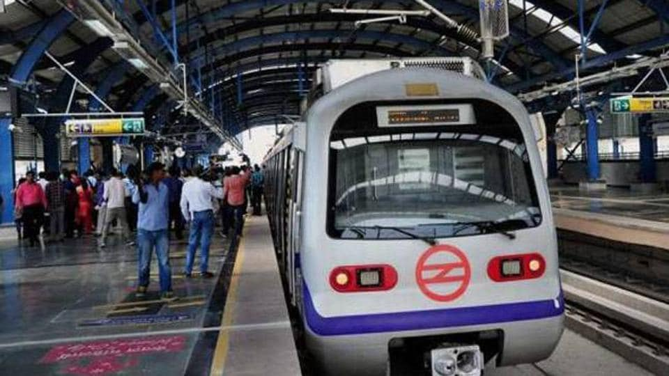 Security measures in the Delhi Metro have been put on maximum alert with commuters made to undergo a thorough frisking in the wake of an explosion in a subway train in Russia that killed at least 10 people.