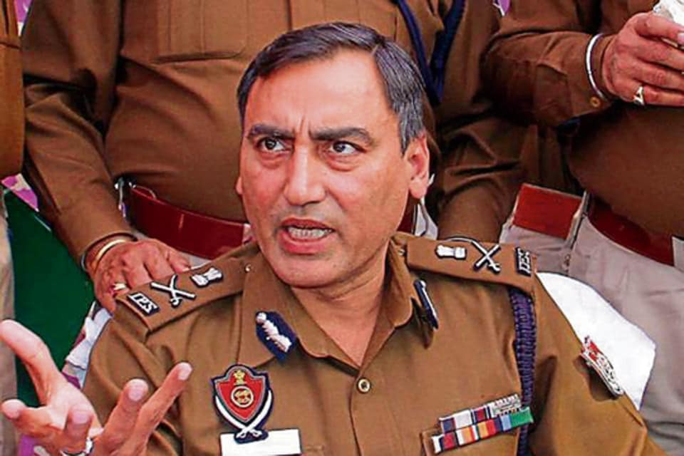 Punjab additional director general of police (ADGP), jails, Rohit Choudhary.
