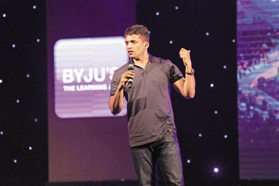 Byju,education startups,Testbook