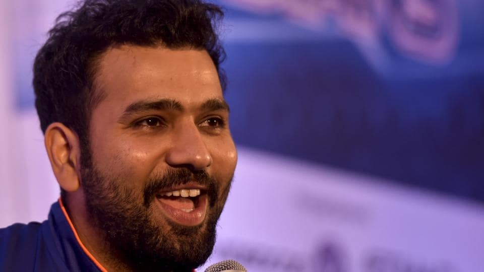 Mumbai Indians captain Rohit Sharma is just happy that he has recovered from the injuries he suffered though he has not tested himself in match situations much. He is looking ahead to a successful Indian Premier League (season), hoping to lead Mumbai to their third IPL title. (Kunal Patil/HT Photo)