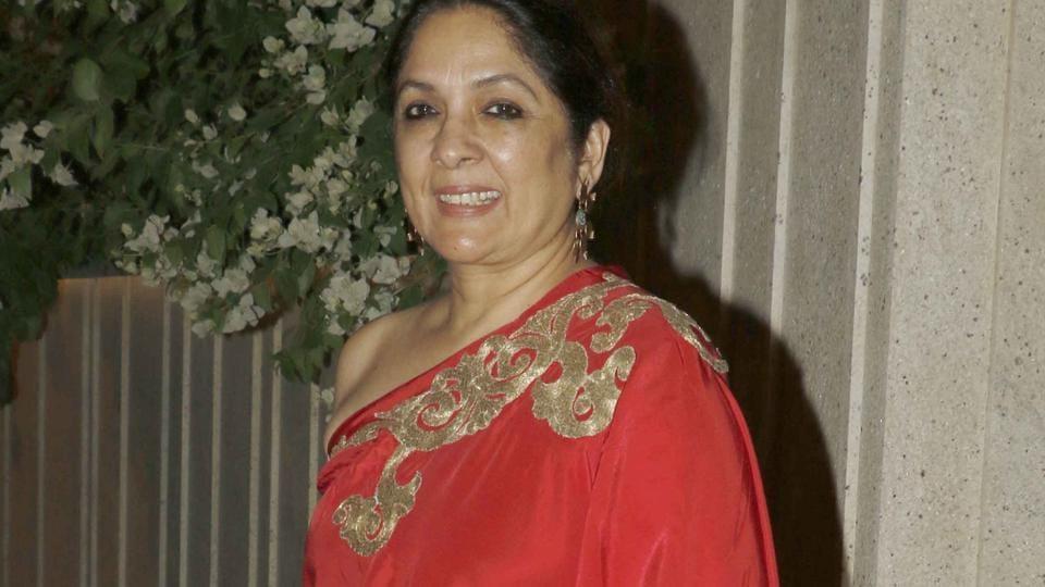 Neena Gupta,Masaba Gupta,Khujli