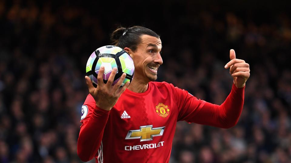 Zlatan Ibrahimovic will return from a three-match suspension as Manchester United F.C. seek revival.