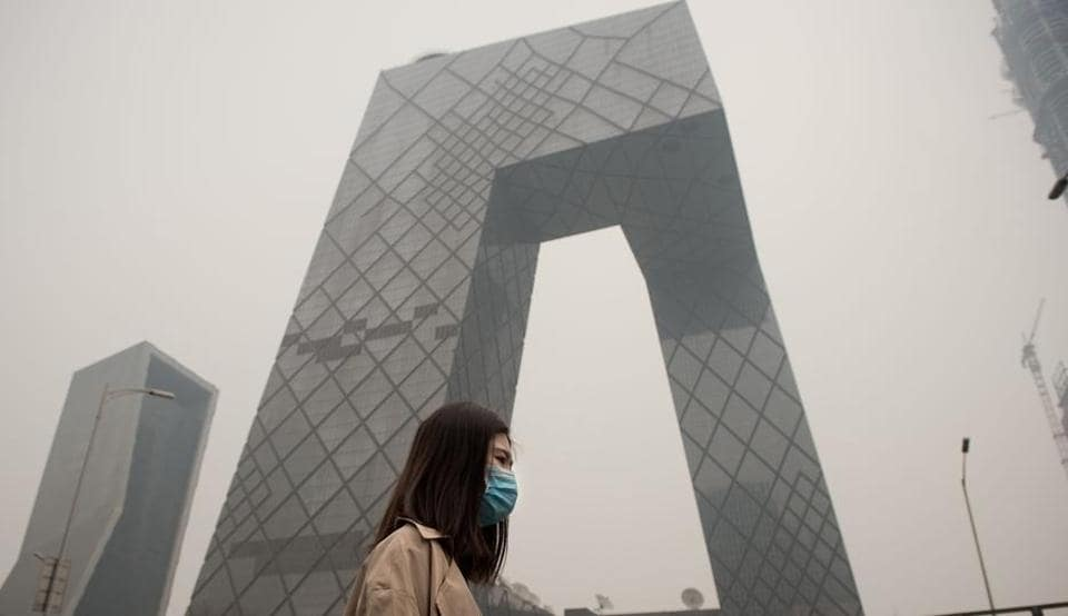 Officials from seven districts in Beijing, Tianjin and cities in Hebei and Shanxi provinces were scolded by the environmental watchdog for lax control of pollution this year.