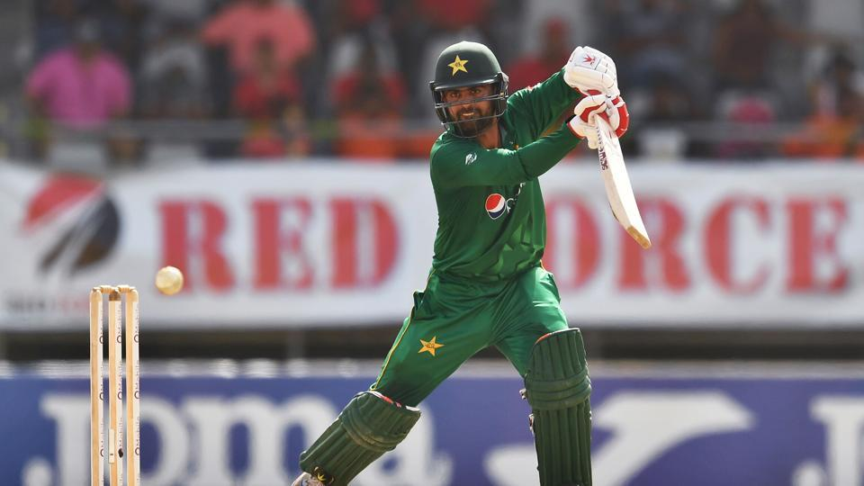 Ahmed Shehzad's breezy 53 helped Pakistan thrash West Indies by seven wickets in the fourth Twenty20 International to clinch the series 3-1.