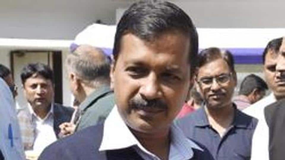 Chief minister of Delhi Arvind Kejriwal has alleged that EVMs used in Uttar Pradesh elections were moved for the Madhya Pradesh bypolls.