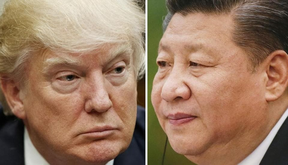 Trump's comments in an interview with the Financial Times come just days before he is set to host Chinese President Xi Jinping at his Mar-a-Lago estate in South Florida.