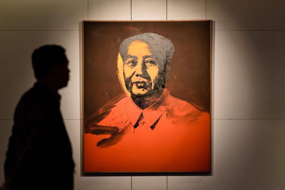 Andy Warhol,Hong Kong,Mao Zedong