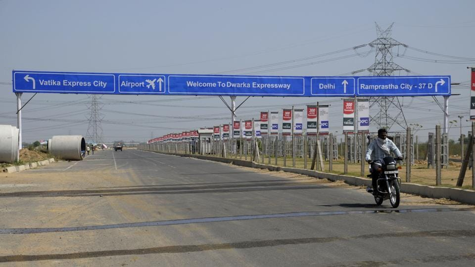 The Northern Peripheral Road (NPR) project in Gurgaon has missed several deadlines.