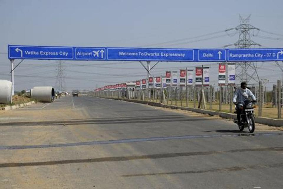 Work on a 600-metre portion of the Northern Peripheral Road is yet to be completed.