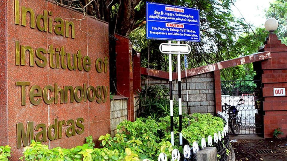 IIT-Madras was adjudged the country's best engineering institute.