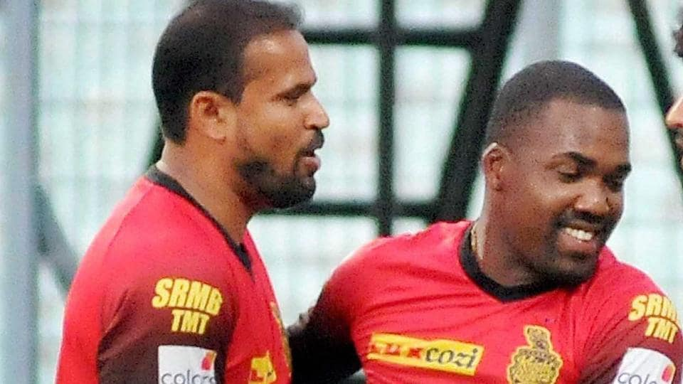 Yusuf Pathan and Darren Bravo are two senior players of Kolkata Knight Riders (KKR) in the Indian Premier league (IPL) 2017.