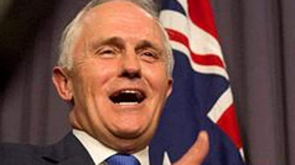 Malcolm Turnbull,Turnbull to visit India,Australian PM Turnbull