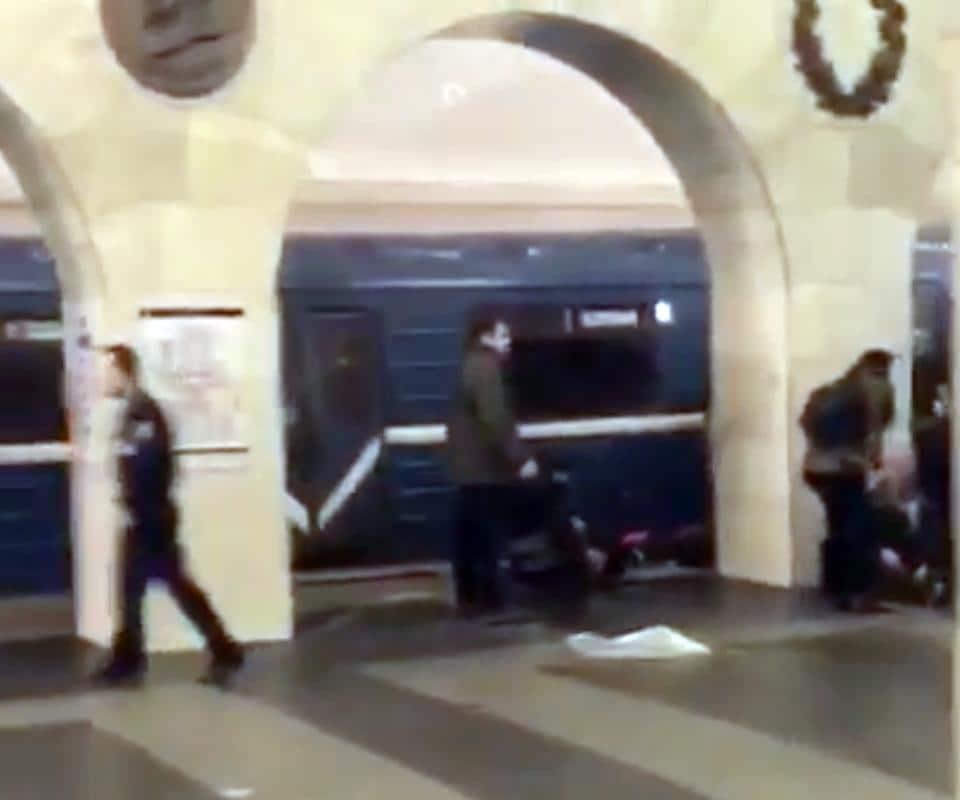 Saint Petersburg,Metrol blast,Russia attack