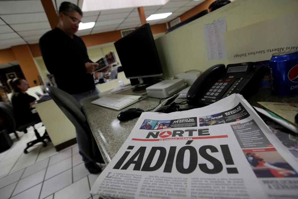 Mexico,journalist,drug cartels