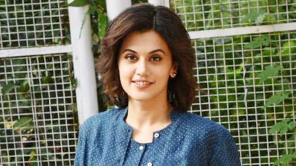 taapsee pannu height