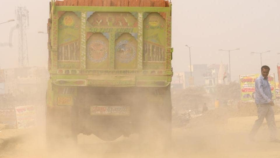 Noida,pollution,qir quality