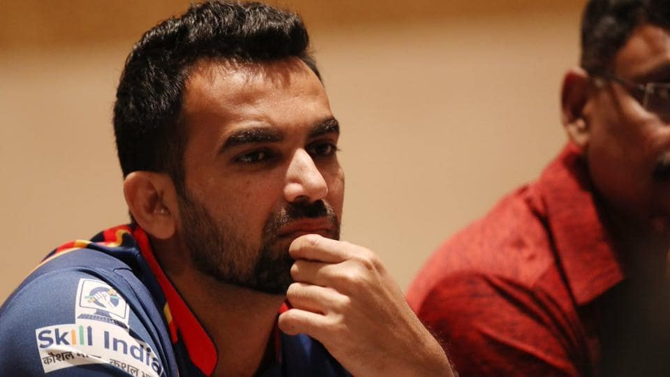 Zaheer Khan will resume his responsibilities as the Delhi Daredevils captain. (twitter)
