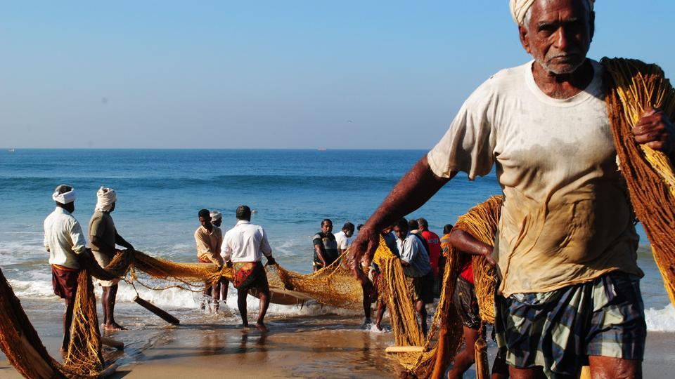 The Ministry of External Affairs (MEA) on Tuesday said Sri Lanka released 38 Indian fishermen who will be handed over to the Indian Coast Guard (ICG) at the International Maritime Boundary Line.