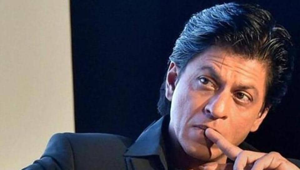 Shah Rukh Khan says he always tries to mix up his film choices.