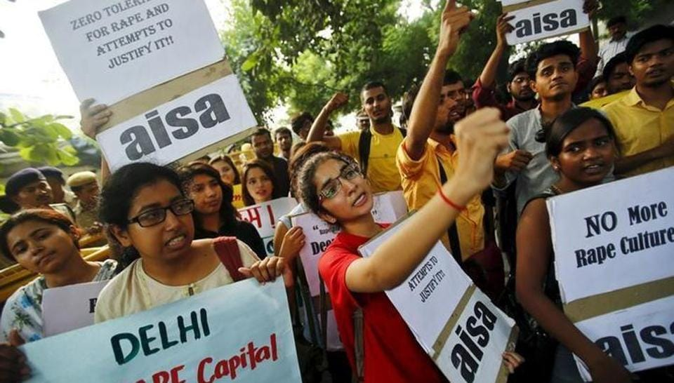A 26-year-old Indian Engineering Services (IES) officer has been arrested for allegedly sexually assaulting, stalking, abusing and threatening to kill a Jawaharlal Nehru University student.