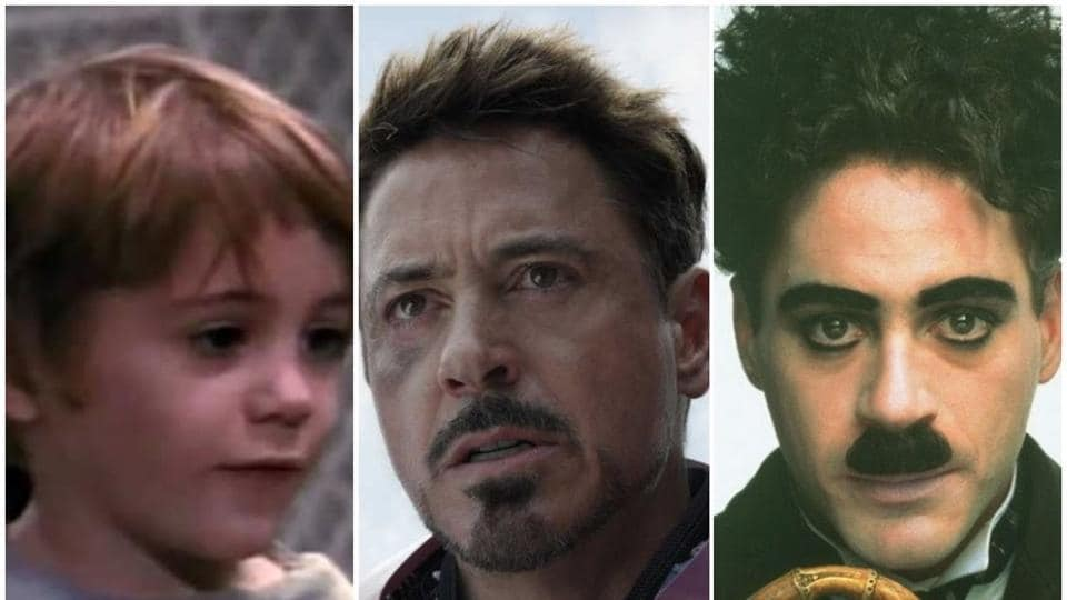 Join us in paying tribute to Robert Downey Jr as he turns 52.