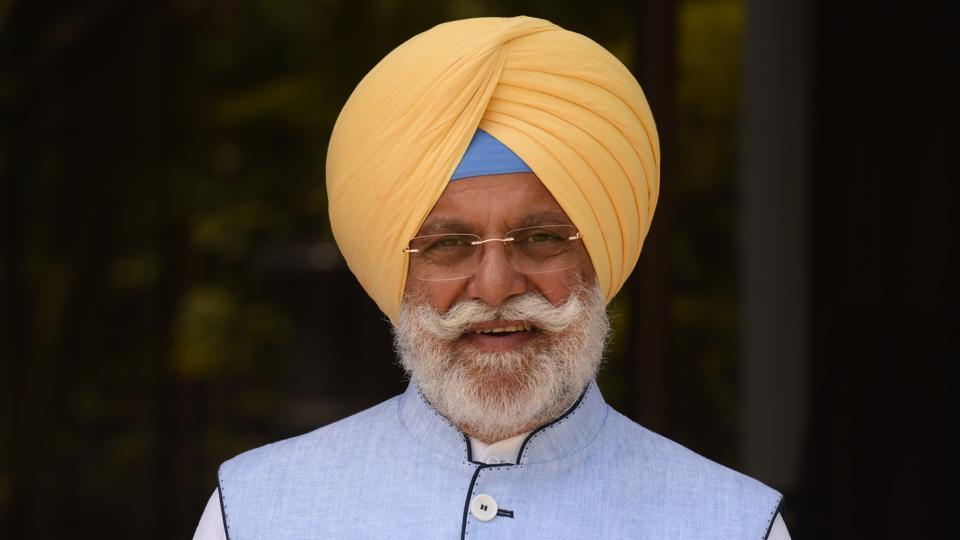 Punjab irrigation and power minister Rana Gurjit Singh.