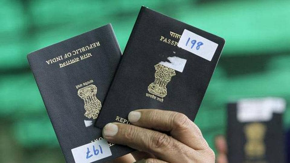 Indian Passport,Enter US,US