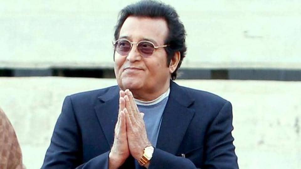 Veteran star Vinod Khanna hospitalised, son Rahul provides ...