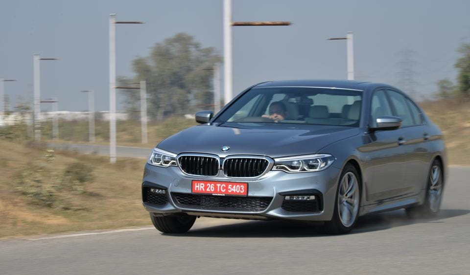 The new BMW 5 Series is due for launch by June-July. Will it outclass the new Mercedes E-Class?