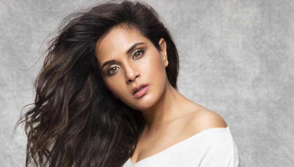 Actor Richa Chadha is sure that great things are in store for her.