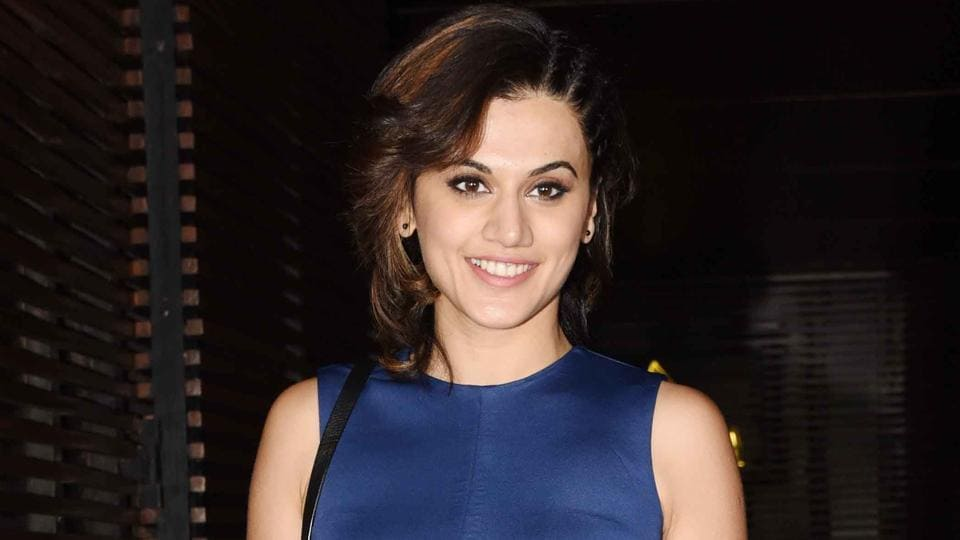 Taapsee Pannu recently portrayed the role of a gutsy spy in Naam Shabana.