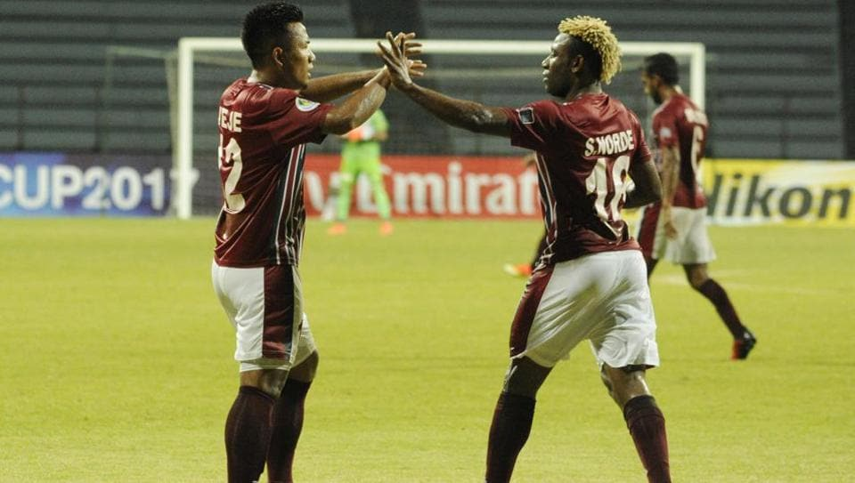 Mohun Bagan A.C.,Abahani Limited Dhaka,2017 AFC Cup