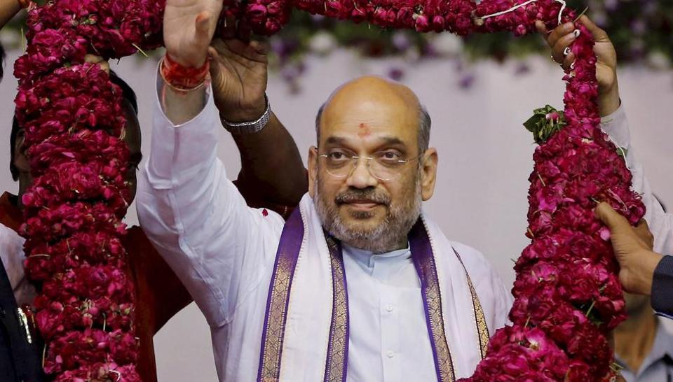 BJP president Amit Shah will visit Tripura in May to finalise the political strategy ahead of the 2018 assembly elections.