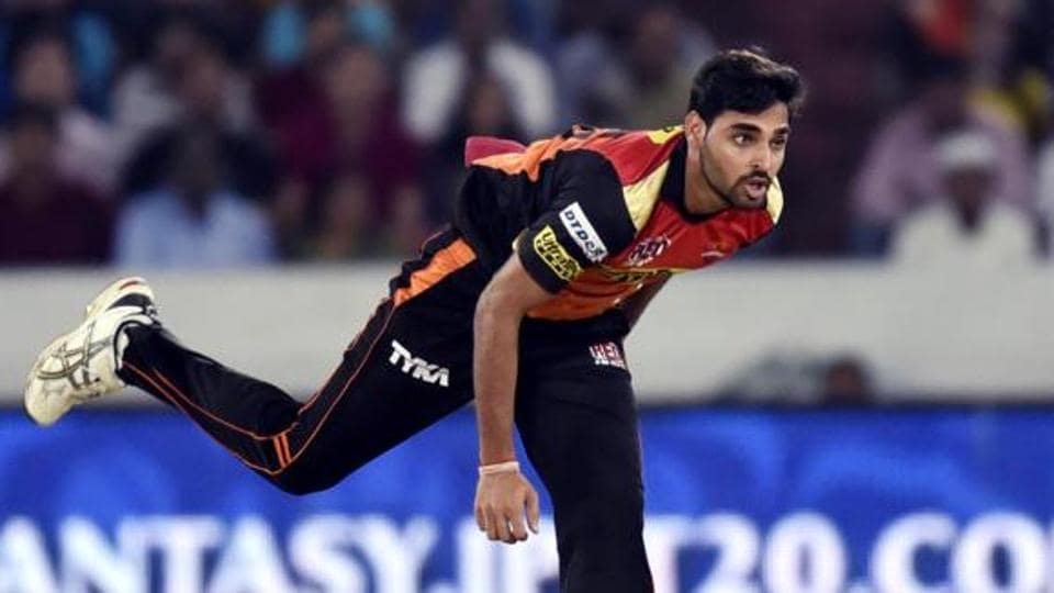 Sunrisers Hyderabad's (SRH) Bhuvneshwar Kumar finished as the leading wicket-taker in last year's Indian Premier League (IPL), with 23 wickets in 17 games.