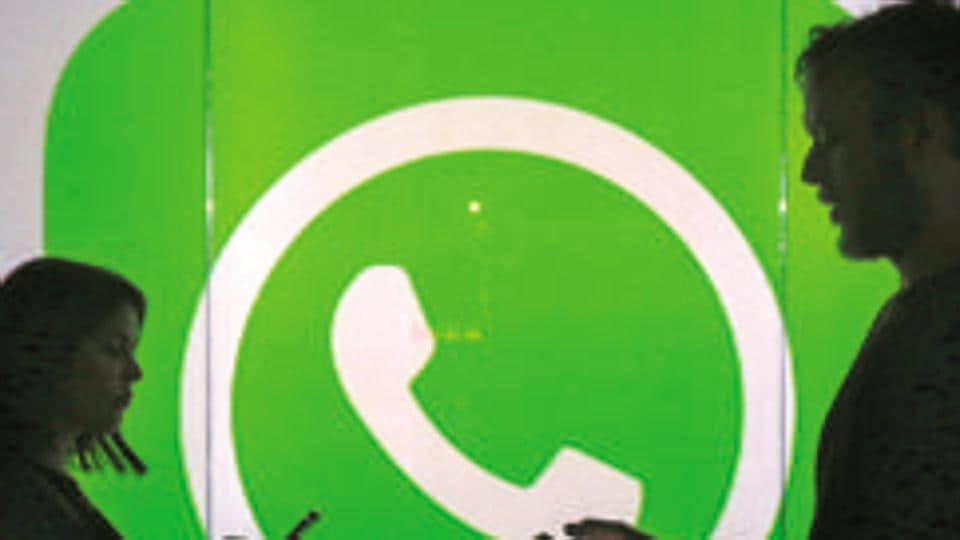 WhatsApp,Facebook,India