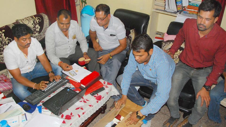 Rajasthan News,Kota Central Jail,bribe