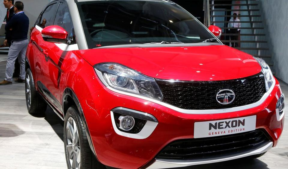 After Hexa And Tigor Tata Motors To Launch Compact Suv Nexon By
