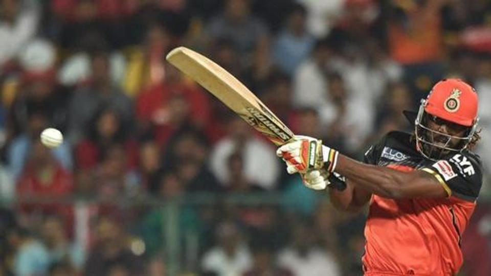 Chris Gayle is on the verge of entering a very special club in Twenty20s ahead of Royal Challengers Bangalore's opening game against Sunrisers Hyderabad in IPL 2017.